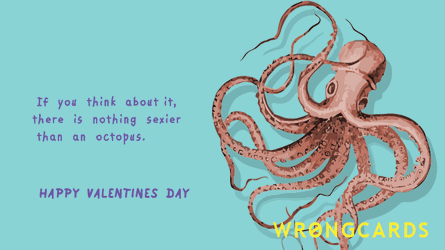 If you think about it, there's nothing sexier than an octopus.